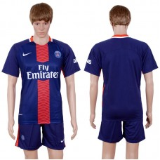 2017-2018 Club Men Psg Home Suits Soccer Jersey