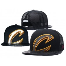 2018 NBA Cleveland Cavaliers Snapback hat 05061