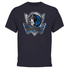 2016 NBA Dallas Mavericks Big & Tall Team T-Shirt - Blue
