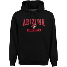 2016 NHL Arizona Coyotes Rinkside City Pride Pullover Hoodie - Black